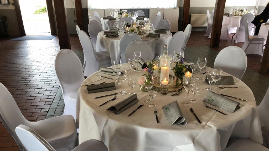 Hochzeitsfeier im Pfiffikushaus