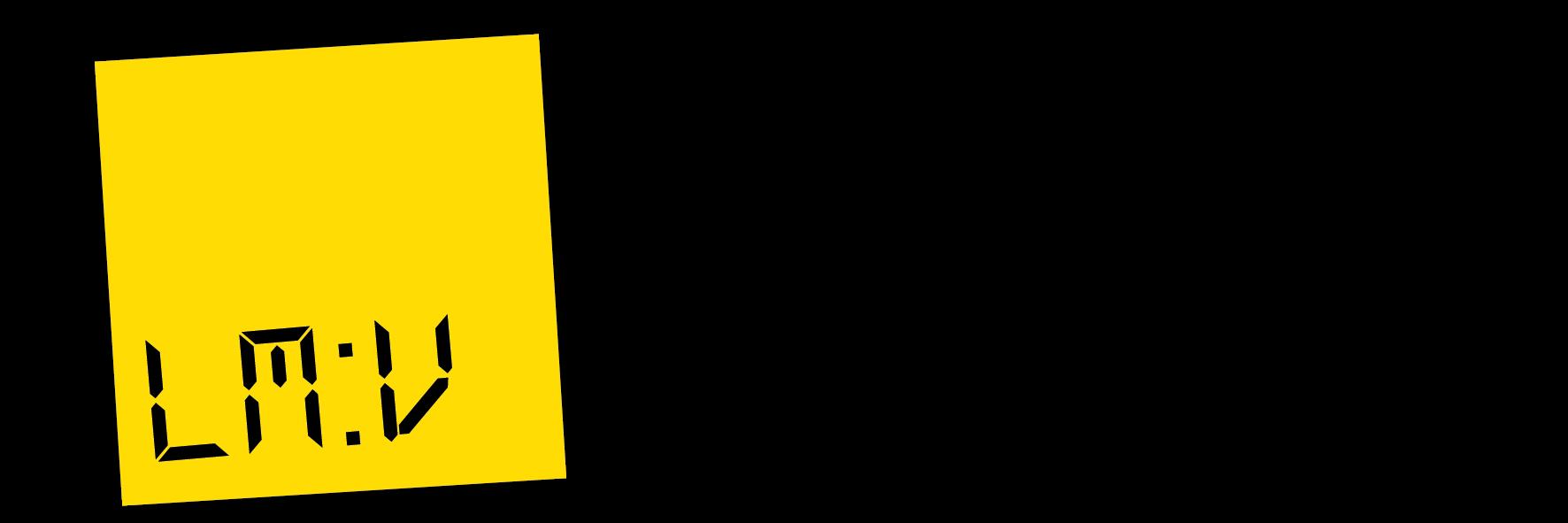 LMV Schriftzug