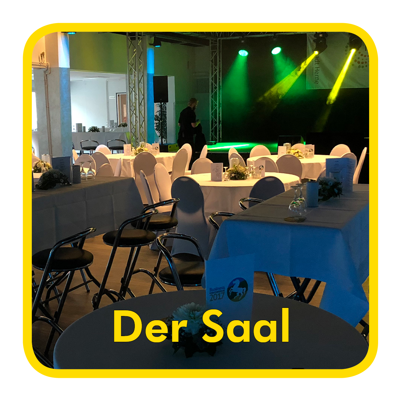 Icon Der Saal