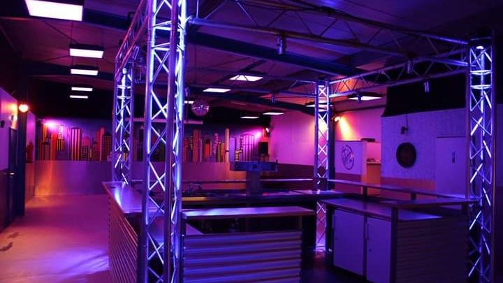 LMV Partyhalle