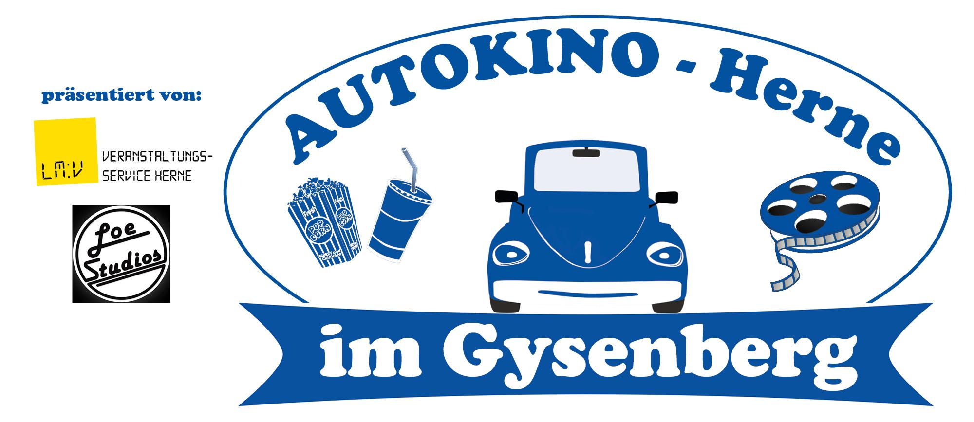 Autokino Herne Logo